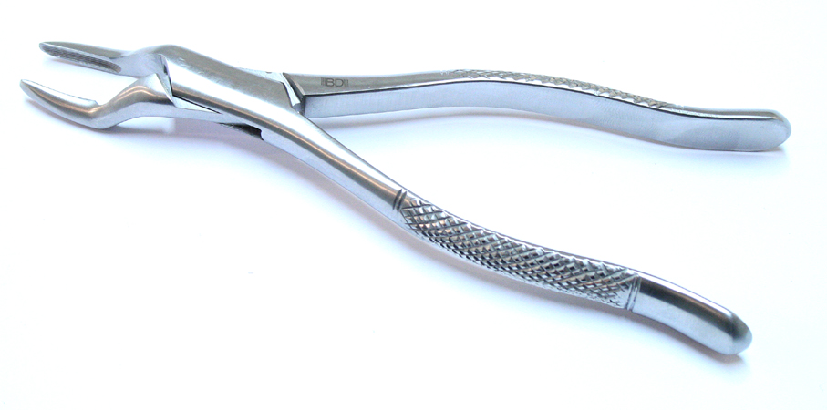 Dental Instrument 32 Extracting Forceps Stainless Steel