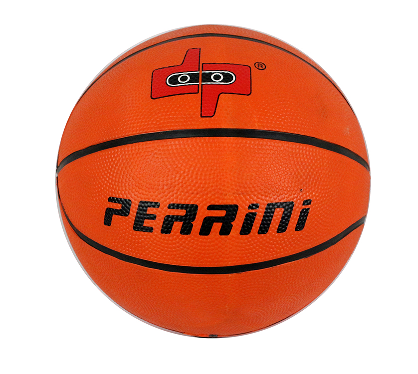 Perrini Kids Indoor Outdoor Sports Game Performer Orange Basket Ball Size 3