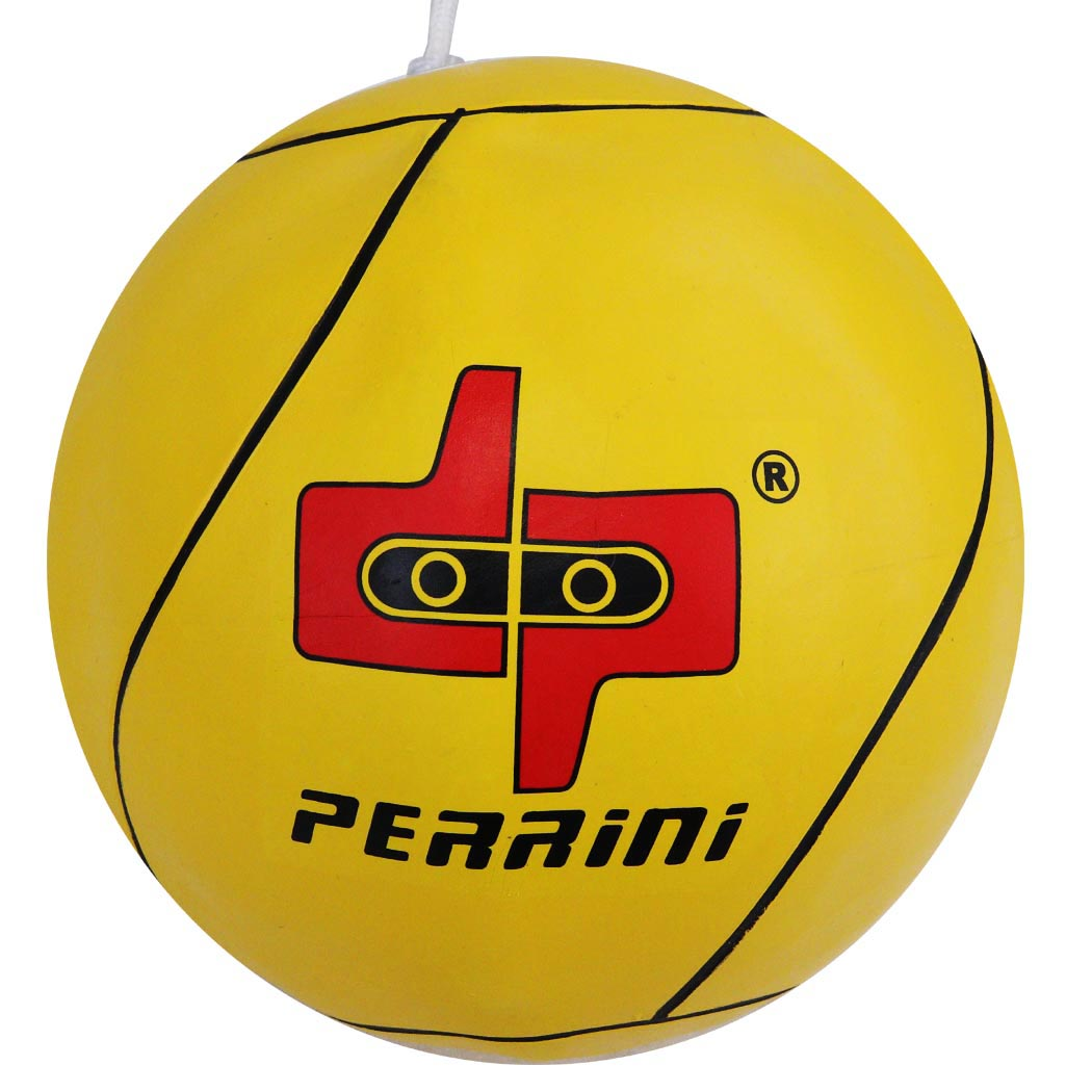 New Yellow Colors Tether Balls for Play Grounds & Picnics Included With Rope