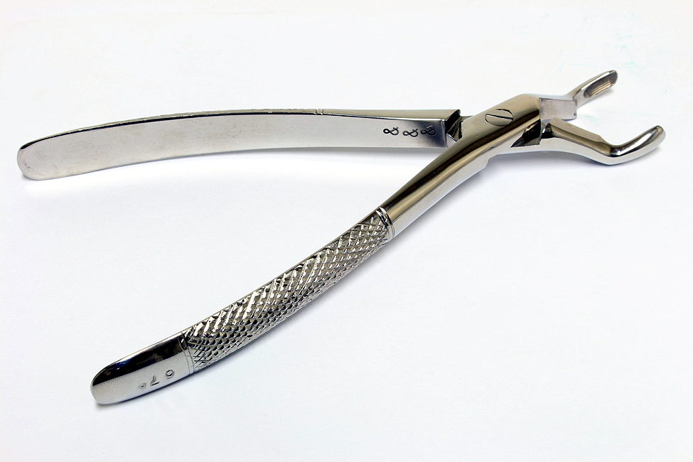 Extracting Forceps 67A Stainless Steel 1 Pc Dental Instruments