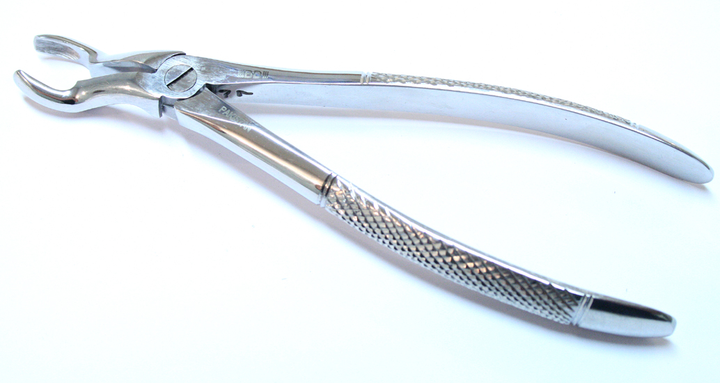 67 1pc Dental Instrument Extracting Forceps Stainless Steel